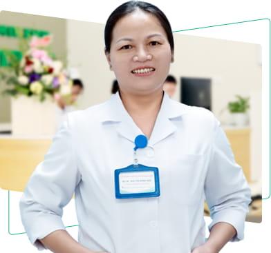 Bác sĩ Bùi Thị Minh Huệ