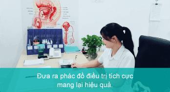 Đưa ra phác đồ điều trị mang lại hiệu quả.