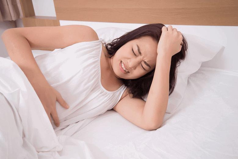 Chữa rong kinh sau khi sinh con
